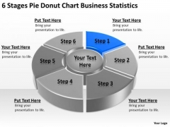 Business PowerPoint Theme Statistics Property Management Plan Slides