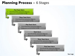 Business Ppt Background Organizable Process 6 Steps Working With Slide Numbers 2 Design