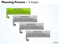 Business Ppt Grouping Of 4 Process Communication PowerPoint 2 Image