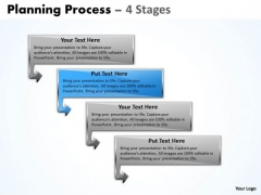 Business Ppt Grouping Of 4 Process Communication PowerPoint 3 Image