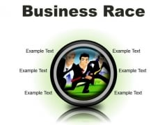 Business Race Competition PowerPoint Presentation Slides Cc