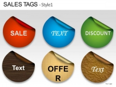 Business Sales Tags 1 PowerPoint Slides And Ppt Diagram Templates
