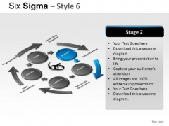 Business Six Sigma 6 PowerPoint Slides And Ppt Diagram Templates
