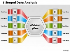 Business Strategy 5 Staged Data Analysis Strategic Plan Example Ppt Slide