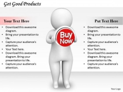Business Strategy Consultants Get Good Products 3d Character