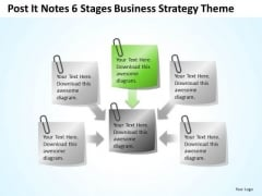 Business Strategy Development Theme Ppt Plan Proposal Template PowerPoint Templates