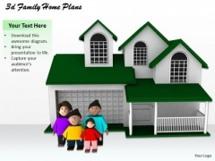 Business Strategy Formulation 3d Family Home Plans Character Modeling