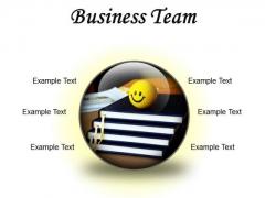 Business Team Success PowerPoint Presentation Slides C