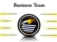 Business Team Success PowerPoint Presentation Slides Cc