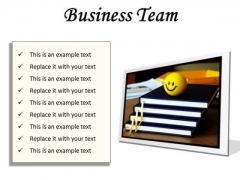Business Team Success PowerPoint Presentation Slides F