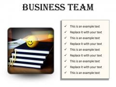 Business Team Success PowerPoint Presentation Slides S