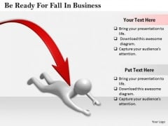 Business Unit Strategy Be Ready For Fall Concept
