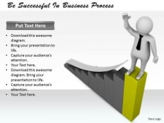 Business Unit Strategy Be Successful Process Concept