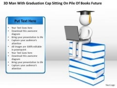 Business Use Case Diagram Example Of Books Future PowerPoint Templates Ppt Backgrounds For Slides