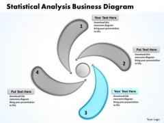 Business Use Case Diagram Example PowerPoint Presentation Slides