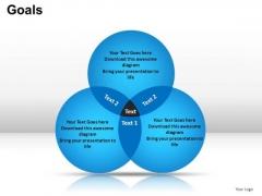Business Venn Diagram PowerPoint Templates Editable Ppt Slides Download