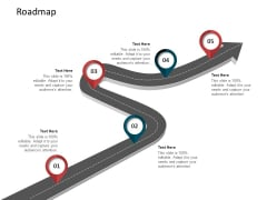 CDD Process Roadmap Ppt Show Rules PDF