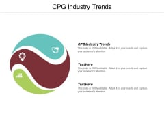 CPG Industry Trends Ppt PowerPoint Presentation Show Slide Portrait Cpb