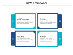 CPM Framework Ppt PowerPoint Presentation File Styles Cpb