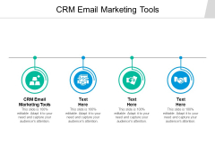 CRM Email Marketing Tools Ppt PowerPoint Presentation Portfolio Templates Cpb
