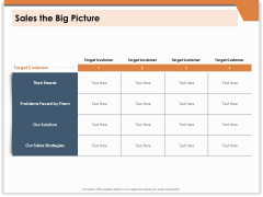 CRM For Real Estate Marketing Sales The Big Picture Ppt PowerPoint Presentation Infographics Templates PDF