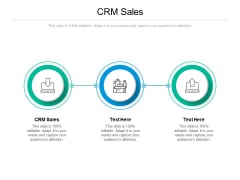 CRM Sales Ppt PowerPoint Presentation Styles Skills Cpb