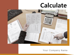 Calculate Employee Productivity Measure Sales Timeliness Ppt PowerPoint Presentation Complete Deck