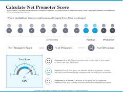 Calculate Net Promoter Score Background PDF