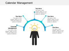 Calendar Management Ppt PowerPoint Presentation Infographic Template Layouts Cpb