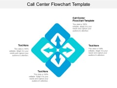 Call Center Flowchart Template Ppt PowerPoint Presentation Infographics Example Introduction Cpb