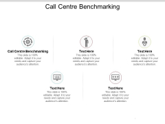 Call Centre Benchmarking Ppt PowerPoint Presentation Icon Example Cpb