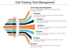 Call Tracking Time Management Ppt PowerPoint Presentation Gallery Slide Cpb