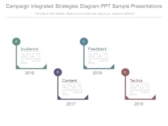 Campaign Integrated Strategies Diagram Ppt Sample Presentations