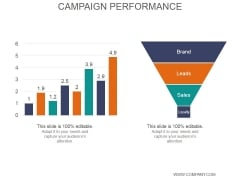 Campaign Performance Ppt PowerPoint Presentation Show