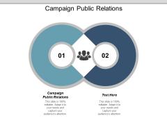 Campaign Public Relations Ppt PowerPoint Presentation Portfolio Templates
