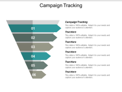 Campaign Tracking Ppt PowerPoint Presentation File Visual Aids Cpb