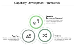 Capability Development Framework Ppt PowerPoint Presentation Professional Tips Cpb