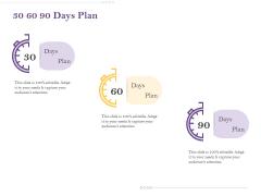 Capital Consumption Adjustment 30 60 90 Days Plan Themes PDF