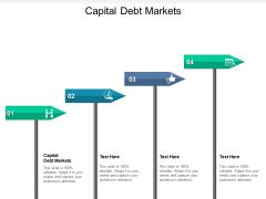 Capital Debt Markets Ppt PowerPoint Presentation File Deck