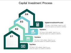 Capital Investment Process Ppt PowerPoint Presentation Outline Gridlines Cpb