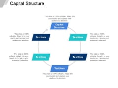 Capital Structure Ppt PowerPoint Presentation Summary Clipart Images Cpb