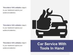 Car Mechanic Holding Tool Vector Icon Ppt PowerPoint Presentation Model Deck PDF