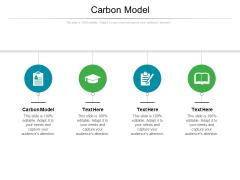 Carbon Model Ppt PowerPoint Presentation Inspiration Graphics Cpb Pdf