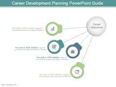 Career Development Planning Powerpoint Guide