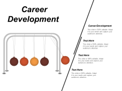 Career Development Ppt Powerpoint Presentation Styles Graphics Download Cpb