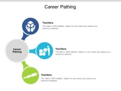 Career Pathing Ppt PowerPoint Presentation Inspiration Introduction Cpb