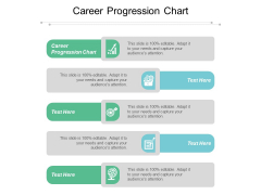 Career Progression Chart Ppt PowerPoint Presentation Styles Background Image Cpb