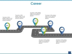 Career Template 2 Ppt PowerPoint Presentation Show Graphic Tips