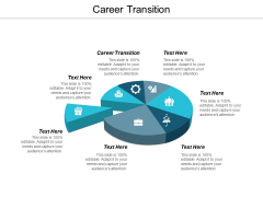 Career Transition Ppt PowerPoint Presentation Pictures Design Ideas Cpb