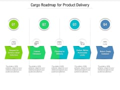 Cargo Roadmap For Product Delivery Themes